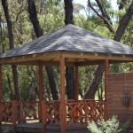 Gazebo and pergola DIY roofing kits